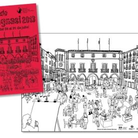 Poster i portada Festes de Sant Ignasi http://wp.me/p4SrjM-4i