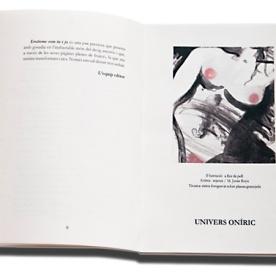 Il·lustració per recull de poemes eròtics