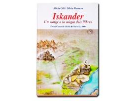Disseny coberta llibre Iskander