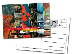 Postal exposició Museu Comarcal de Manresa http://wp.me/p4SrjM-7X