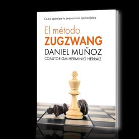 Disseny i maquetació llibre d'escacs 'El método Zugwang'