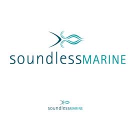 Logotip Soundless Marine