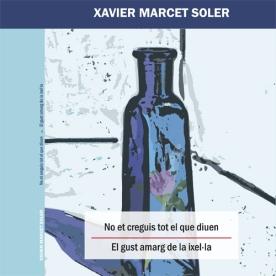 Disseny i maquetació llibre de contes d'en Xavier Marcet