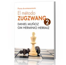 Disseny i maquetació llibre d'escacs 'El método Zugwang 2'