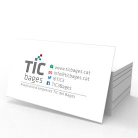 Targeta TIC Bages